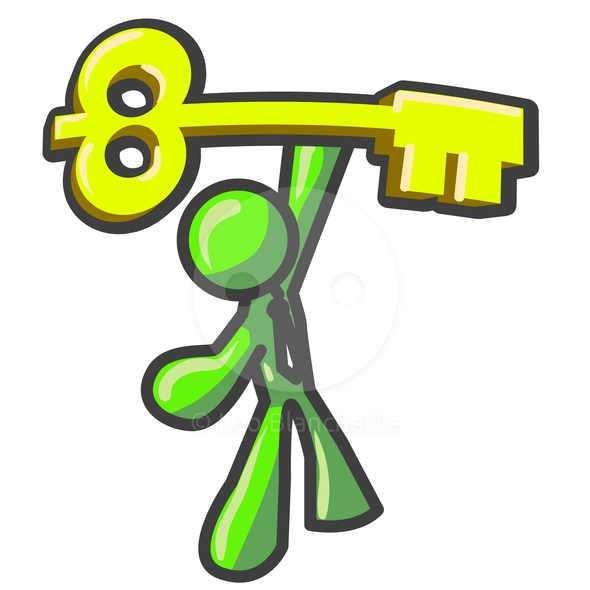 Key to gclipart com. Keys clipart success