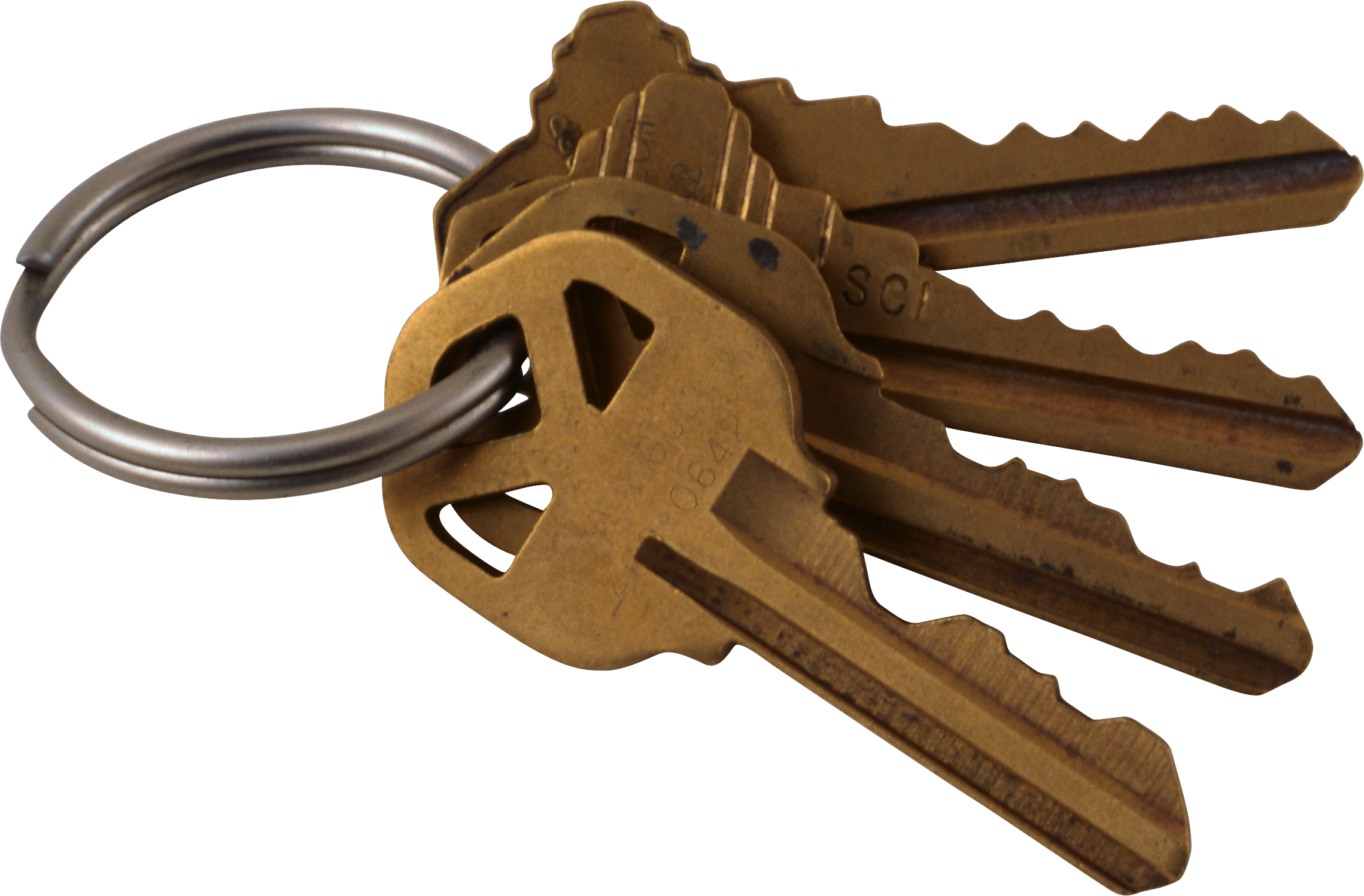 Key picture web icons. House keys png