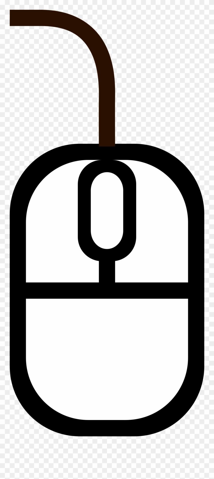 Keyboard clipart big. Image mouse symbol
