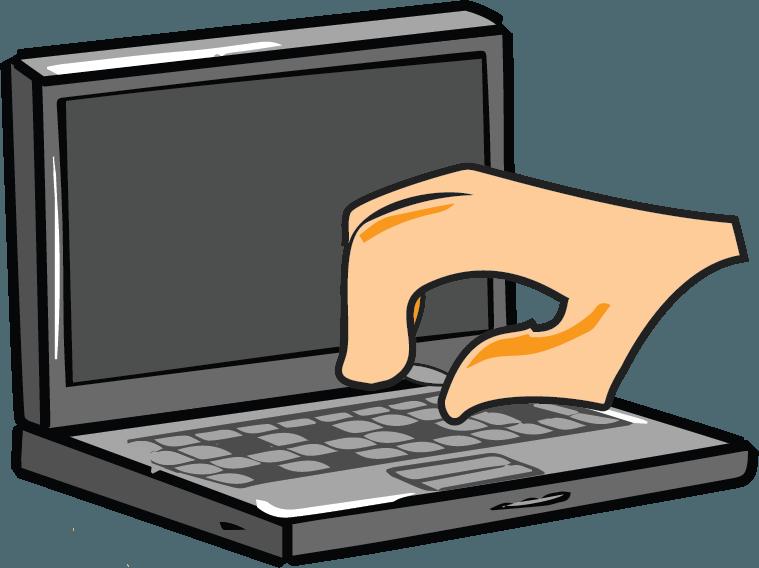 Keyboard clipart chromebook keyboard. Laptop repair missing or