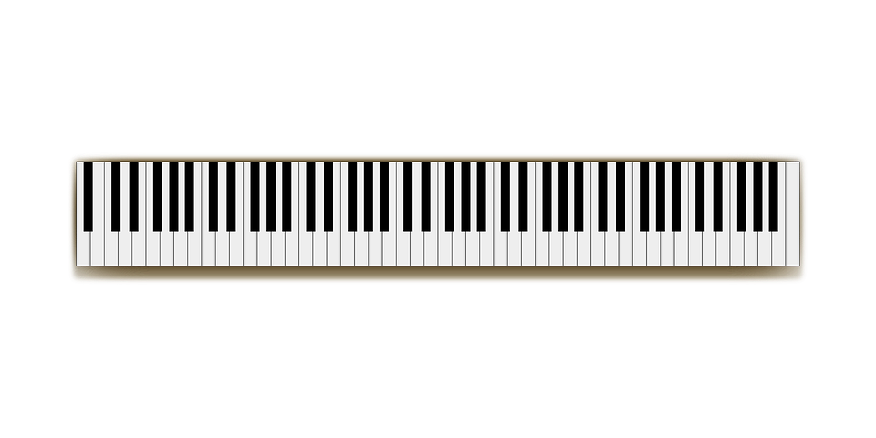 Decoration banner jpg krazy. Keyboard clipart digital piano