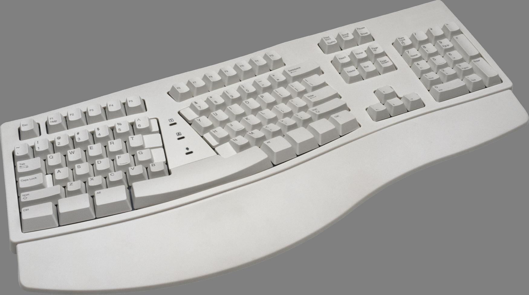 Png image purepng free. White clipart keyboard