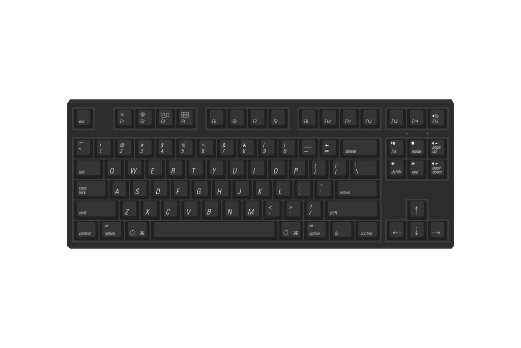 Wasd keyboards retro by. Keyboard clipart mac keyboard