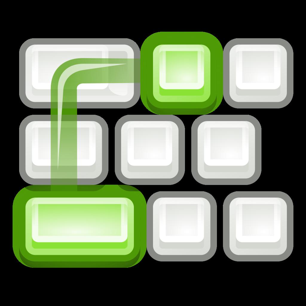 File gnome preferences desktop. Keyboard clipart pixel art