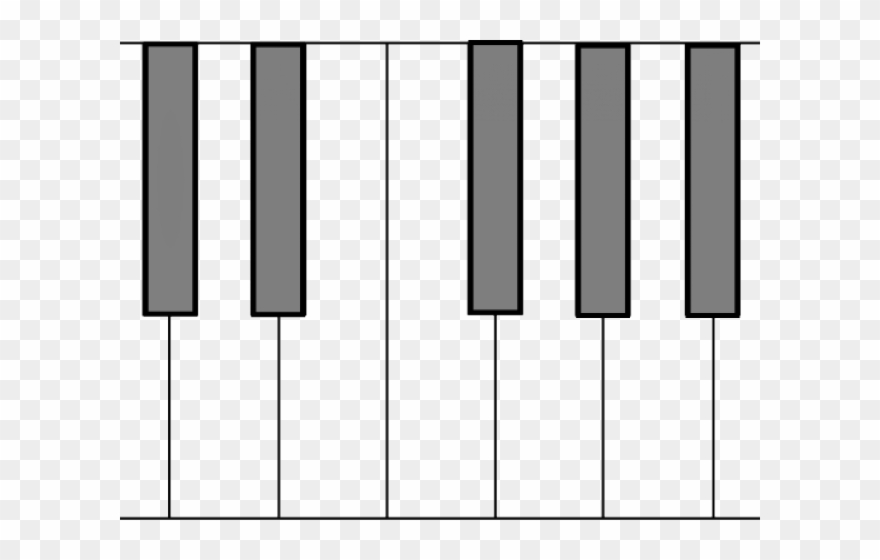 Musical png download . Keyboard clipart printable