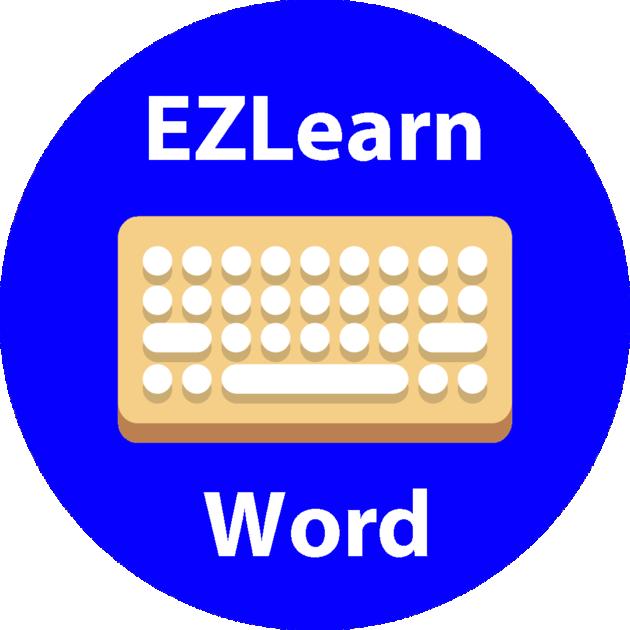 Keyboard clipart word processing. Ezlearn for microsoft en