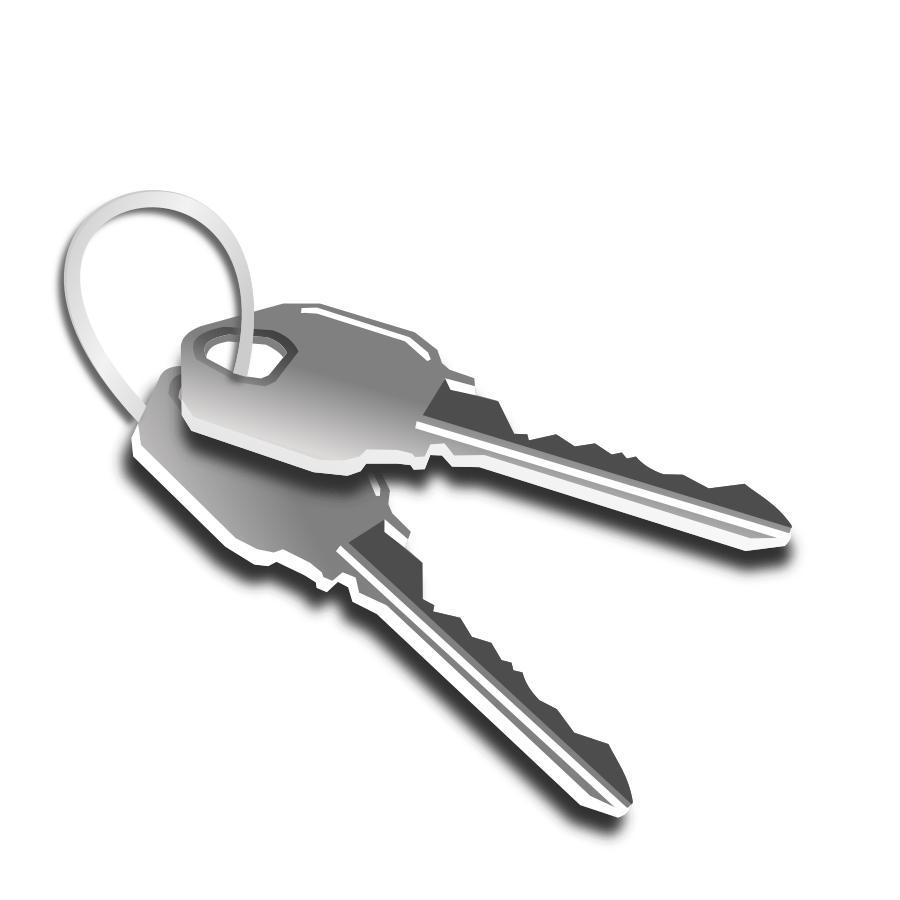 Keys clipart. Design droide