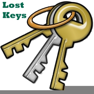 Old key free images. Keys clipart