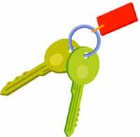 Keys clipart. Key clip art free