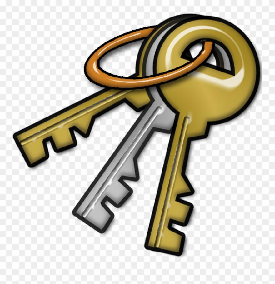 Celtic of keys png. Key clipart bunch