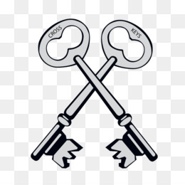 Keys clipart cross. Png and transparent free