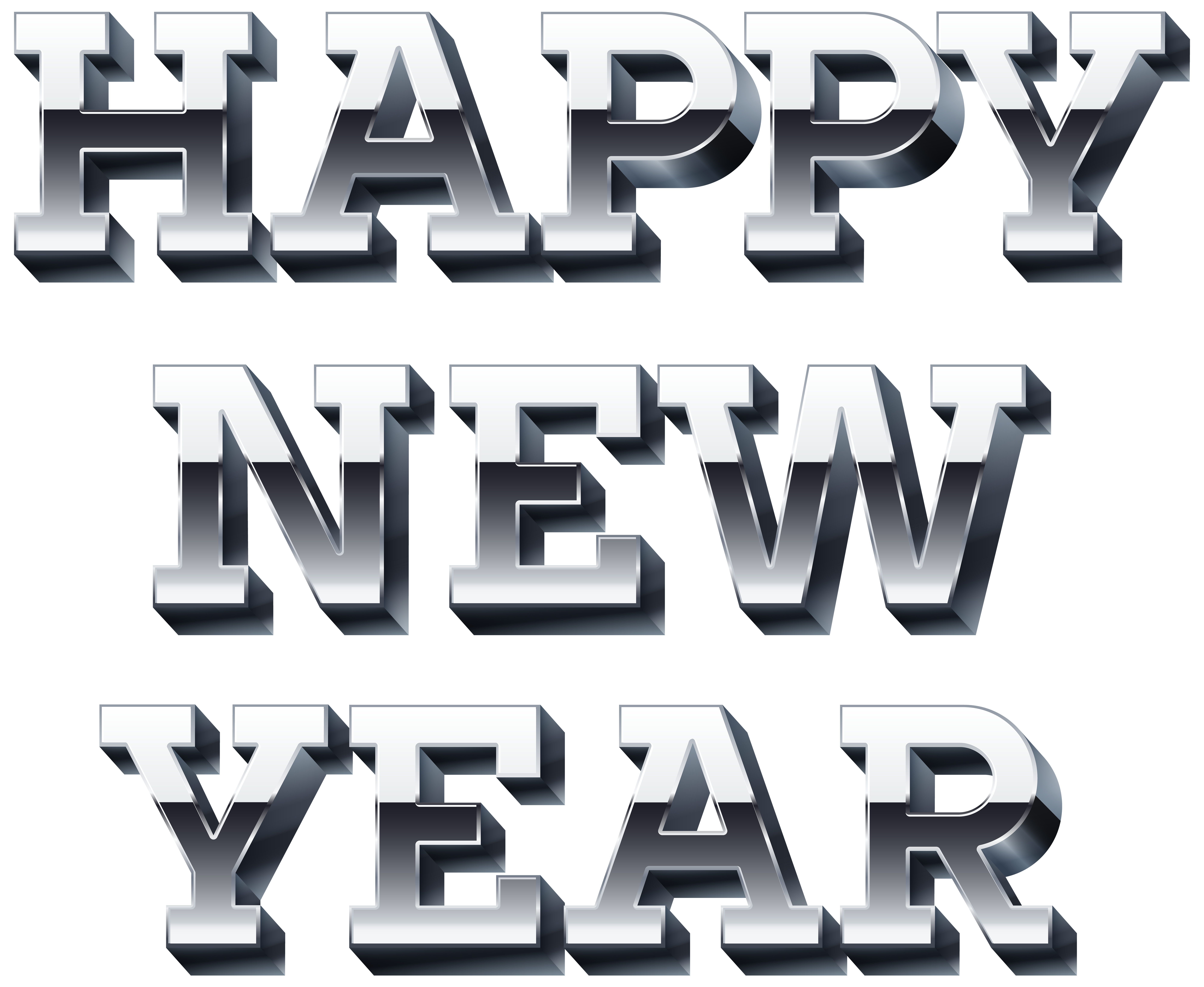 New year silver png. Keys clipart happy