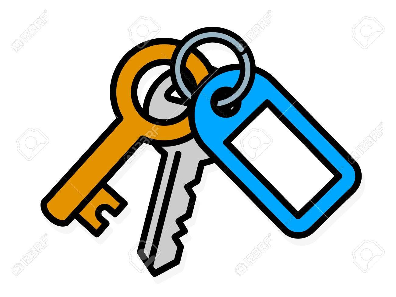Keys clipart key concept. Free download clip art