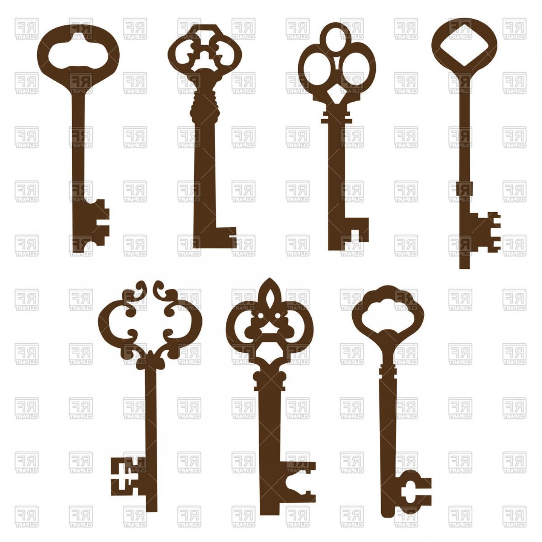 X free clip art. Keys clipart key concept