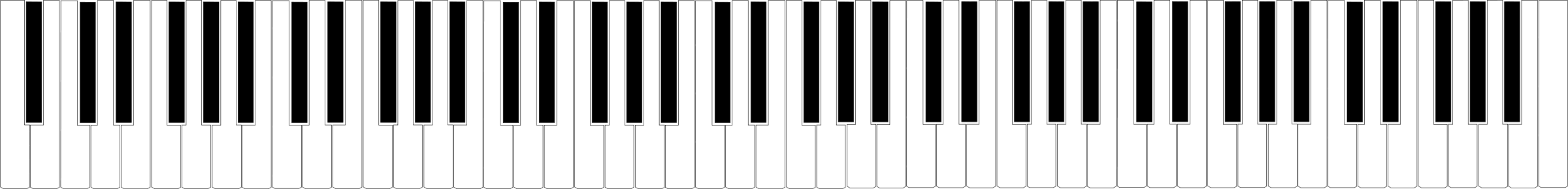 Free picture of download. Clipart piano piano key