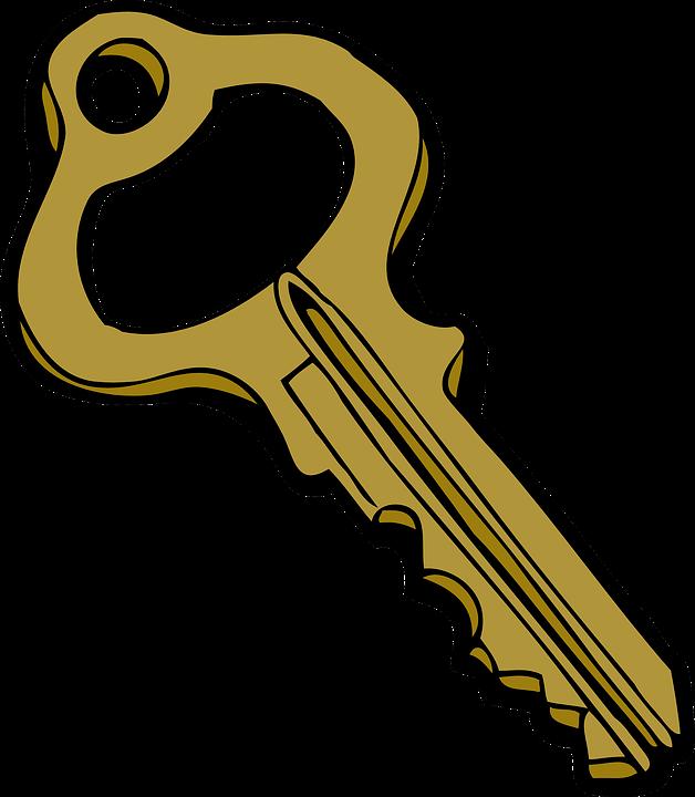 Kar keys cliparts shop. Lock clipart outline