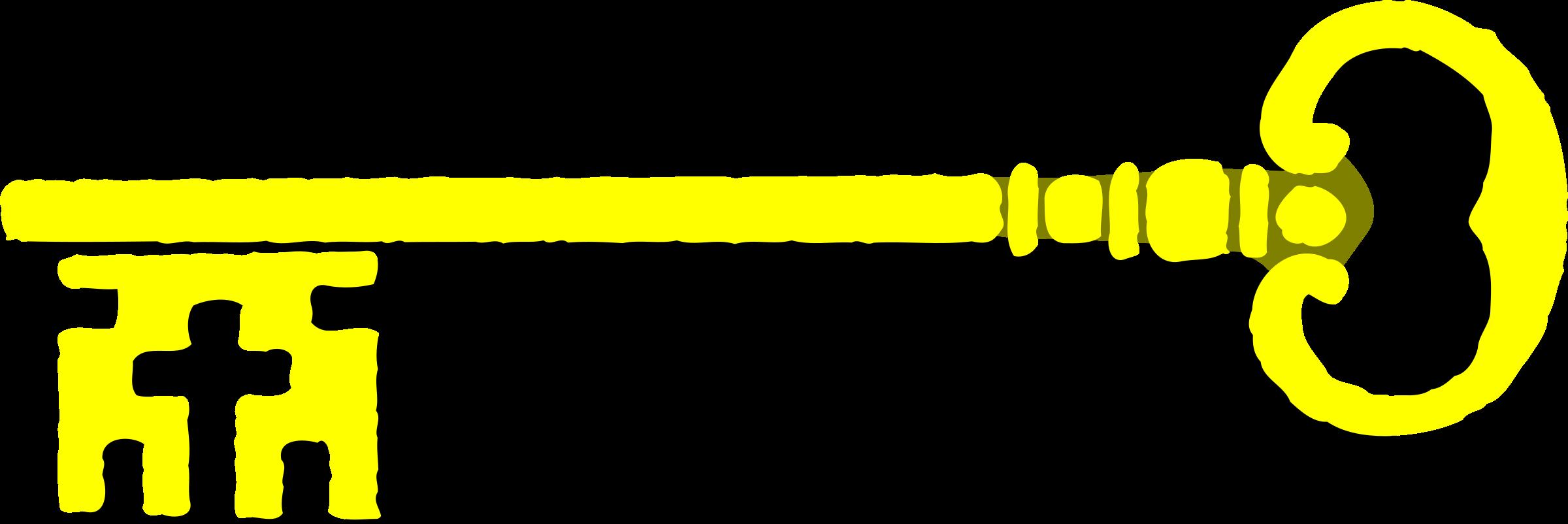 Keys victorian key