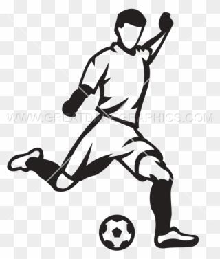 Kickball clipart soccer kicker. Free png kick clip