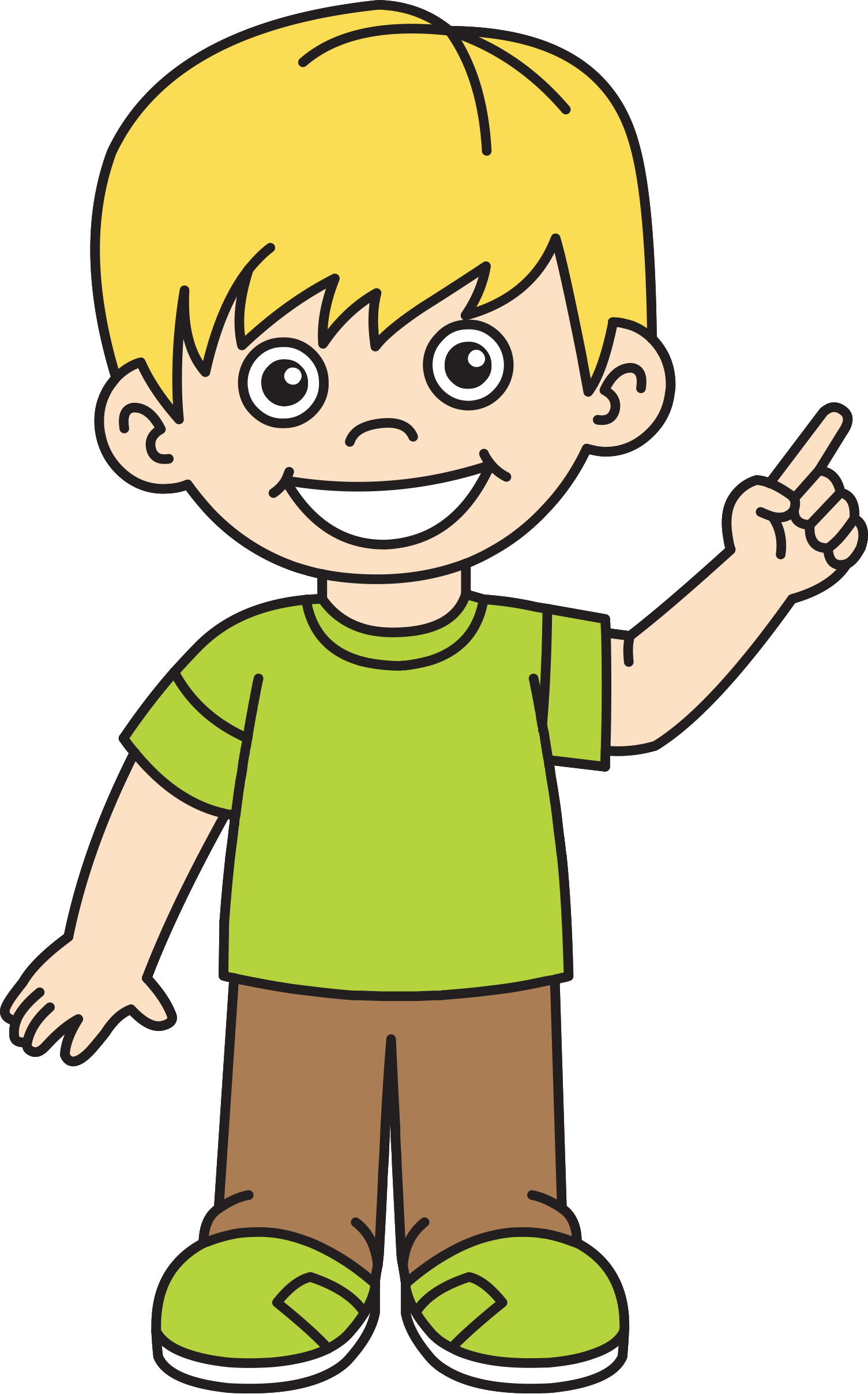 Young clipart young kid.  boy baby pinterest