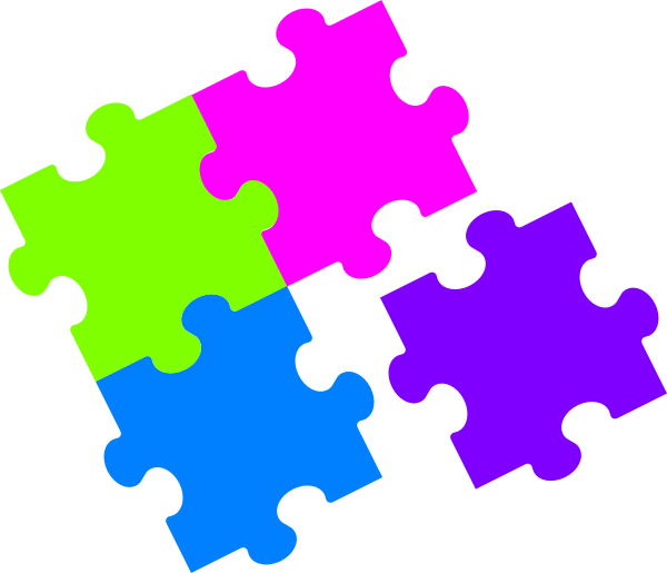 Puzzle clipart business.  collection of jigsaw