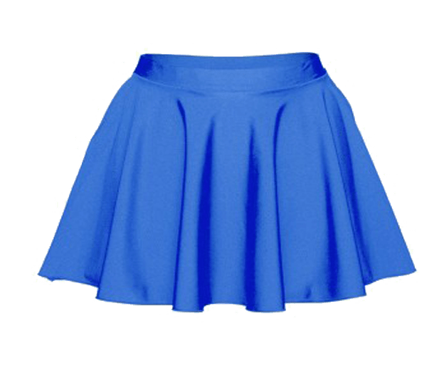 collection of transparent. Short clipart blue skirt