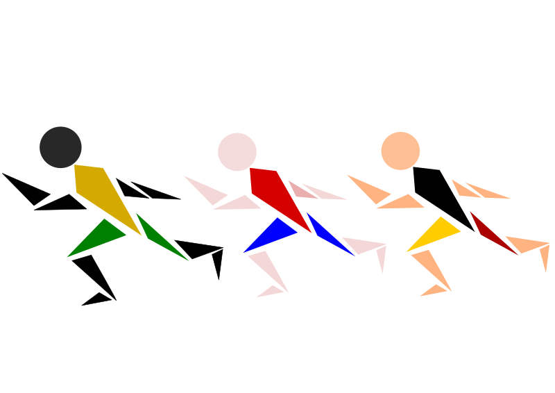 Olympics medium image png. Race clipart track and field
