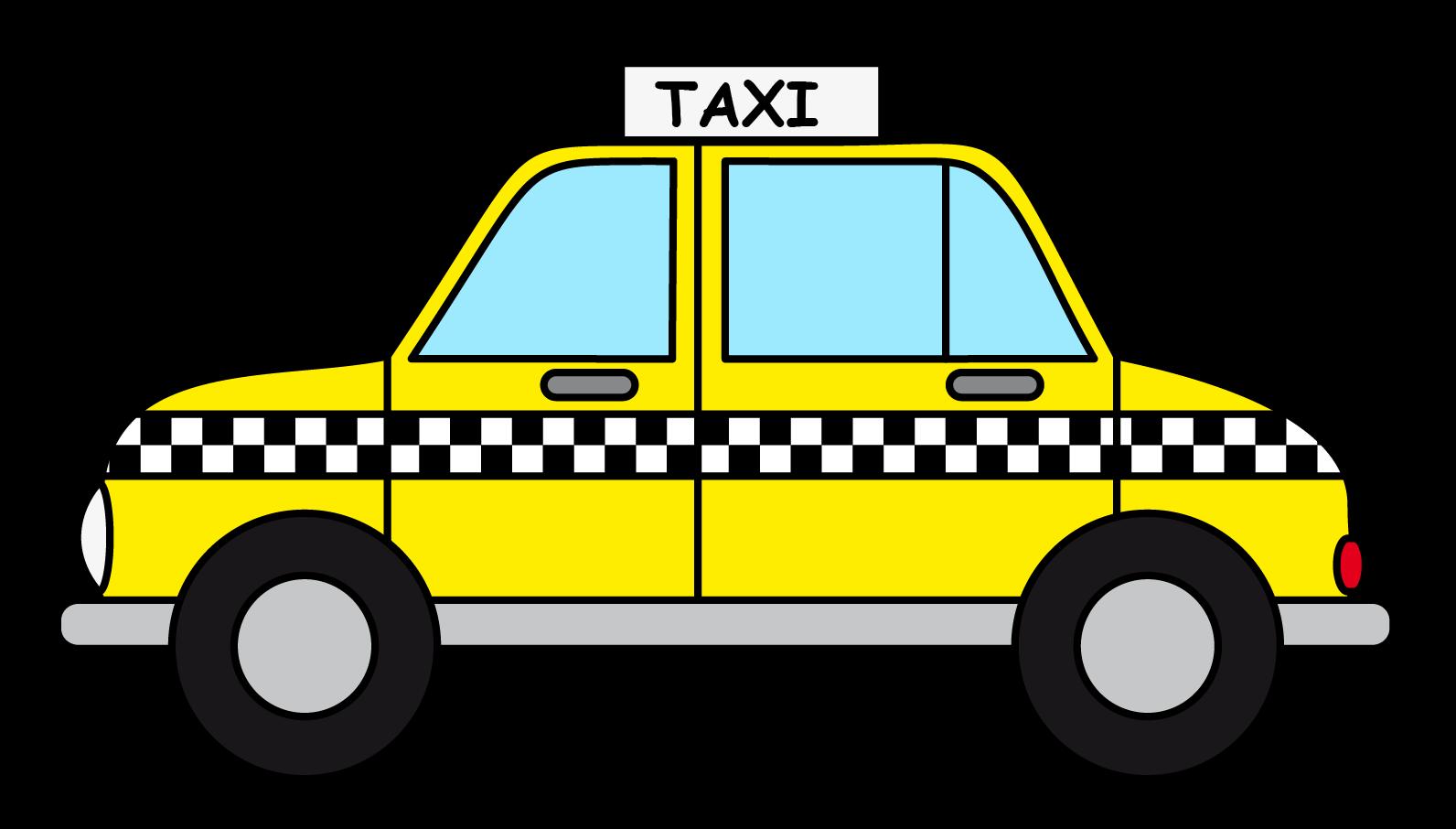 Transportation clipart printable. Beautiful taxi cab clip