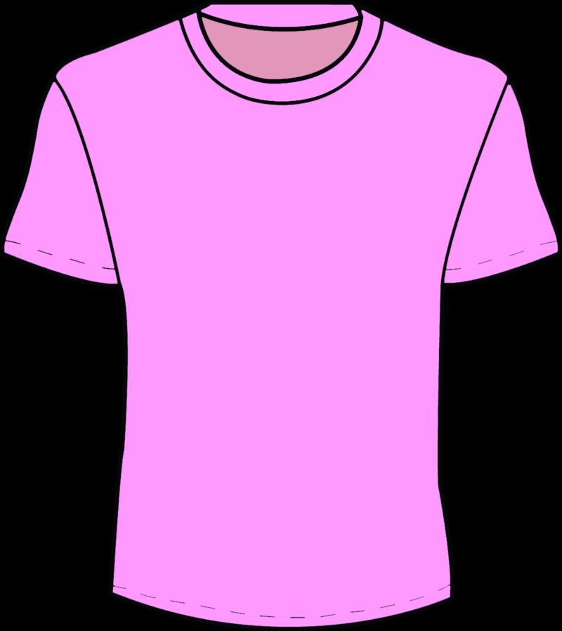 The long walk t. Shirts clipart pink