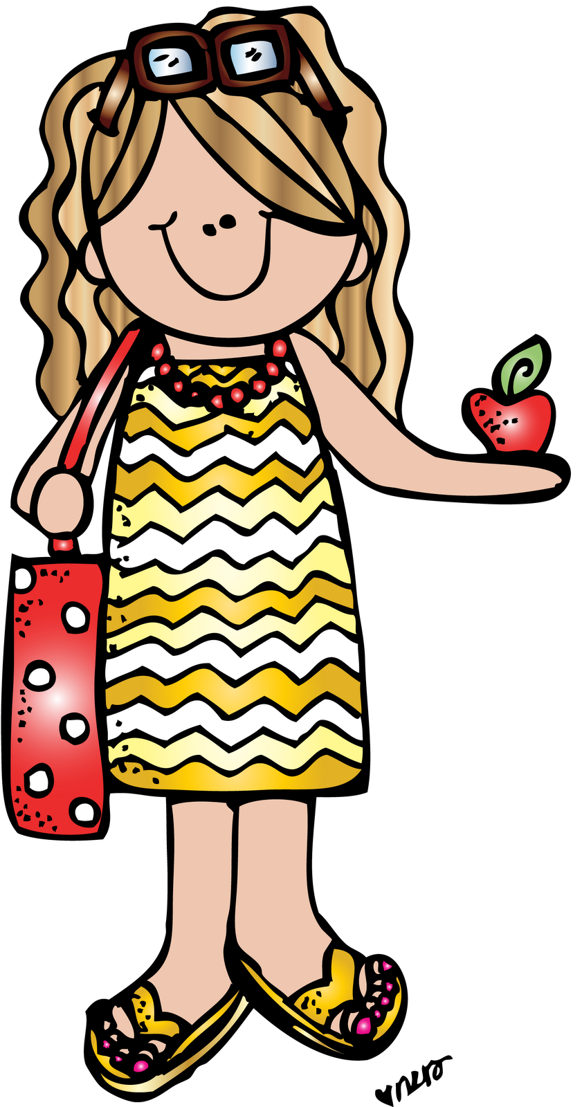 R clipart relief society. Jen short dress melonheadz