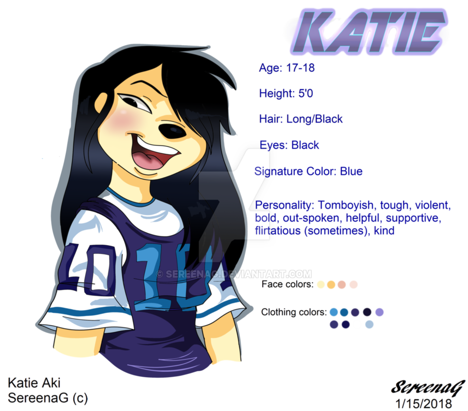 Katie s profile by. Kind clipart kind helpful