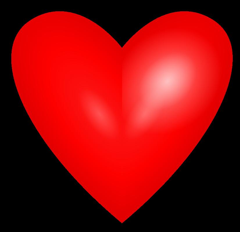 Kind clipart loved. Love heart medium image