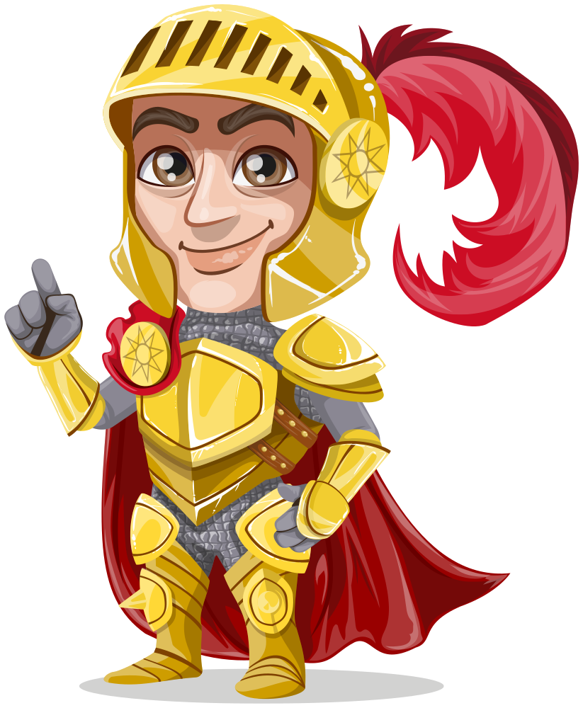 knight clipart warrior prince