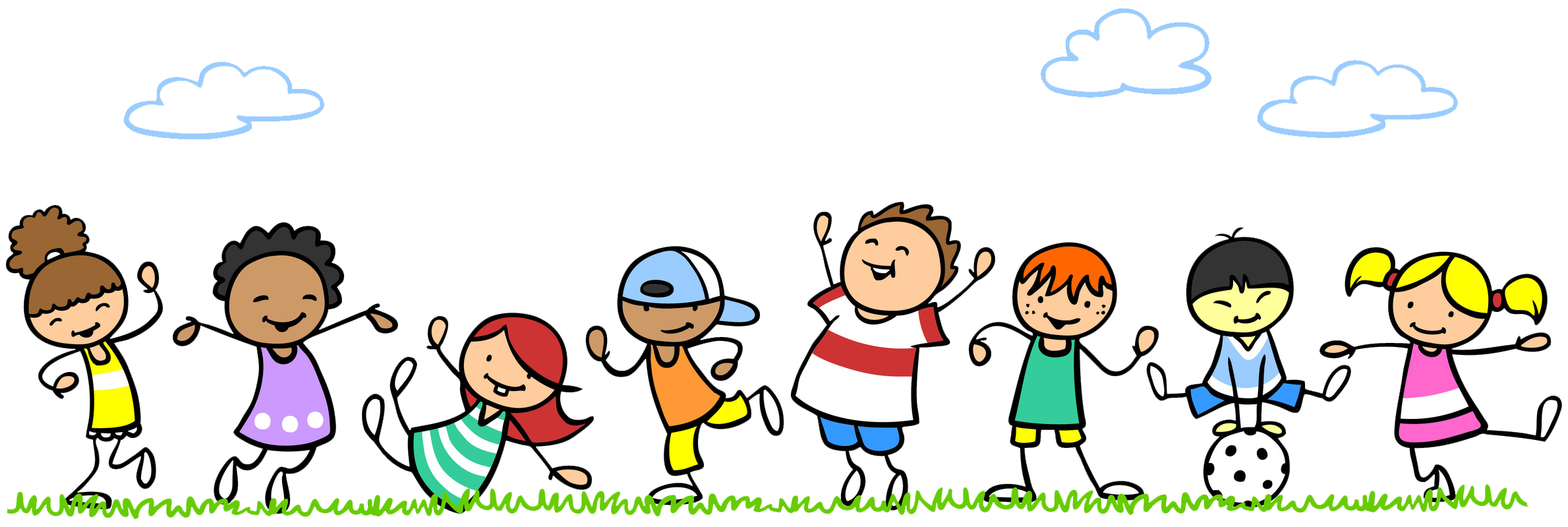 collection of spielen. Kind clipart sport