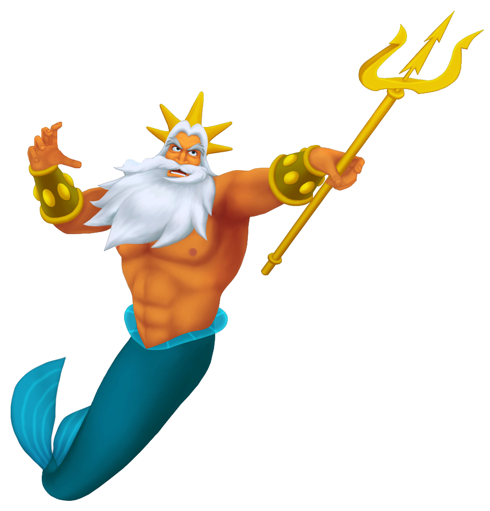 King triton png clip. Muscle clipart transparent background