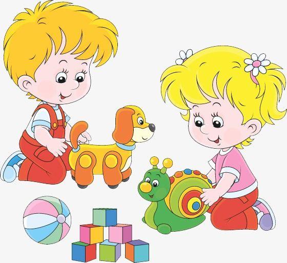 Children play kids playing. Kindergarten clipart kindergarten child