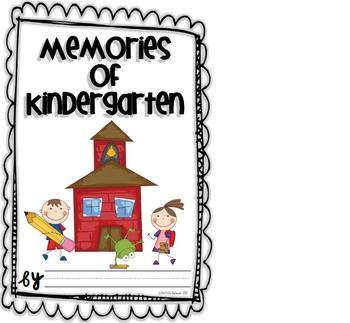 Of kindergarten . Memories clipart memory book