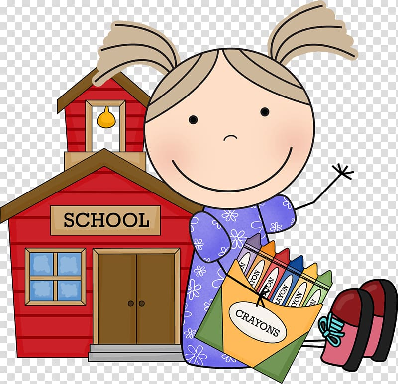Nursery clipart pre primary school. My first day at