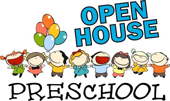 Kindergarten clipart open house. Clip art library