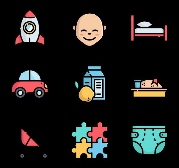 icon packs vector. Kindergarten clipart transportation