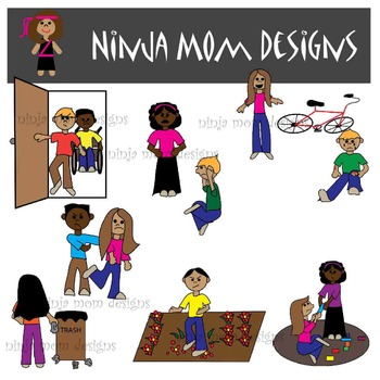 Kindness clipart acts service. Of and unkindness clip