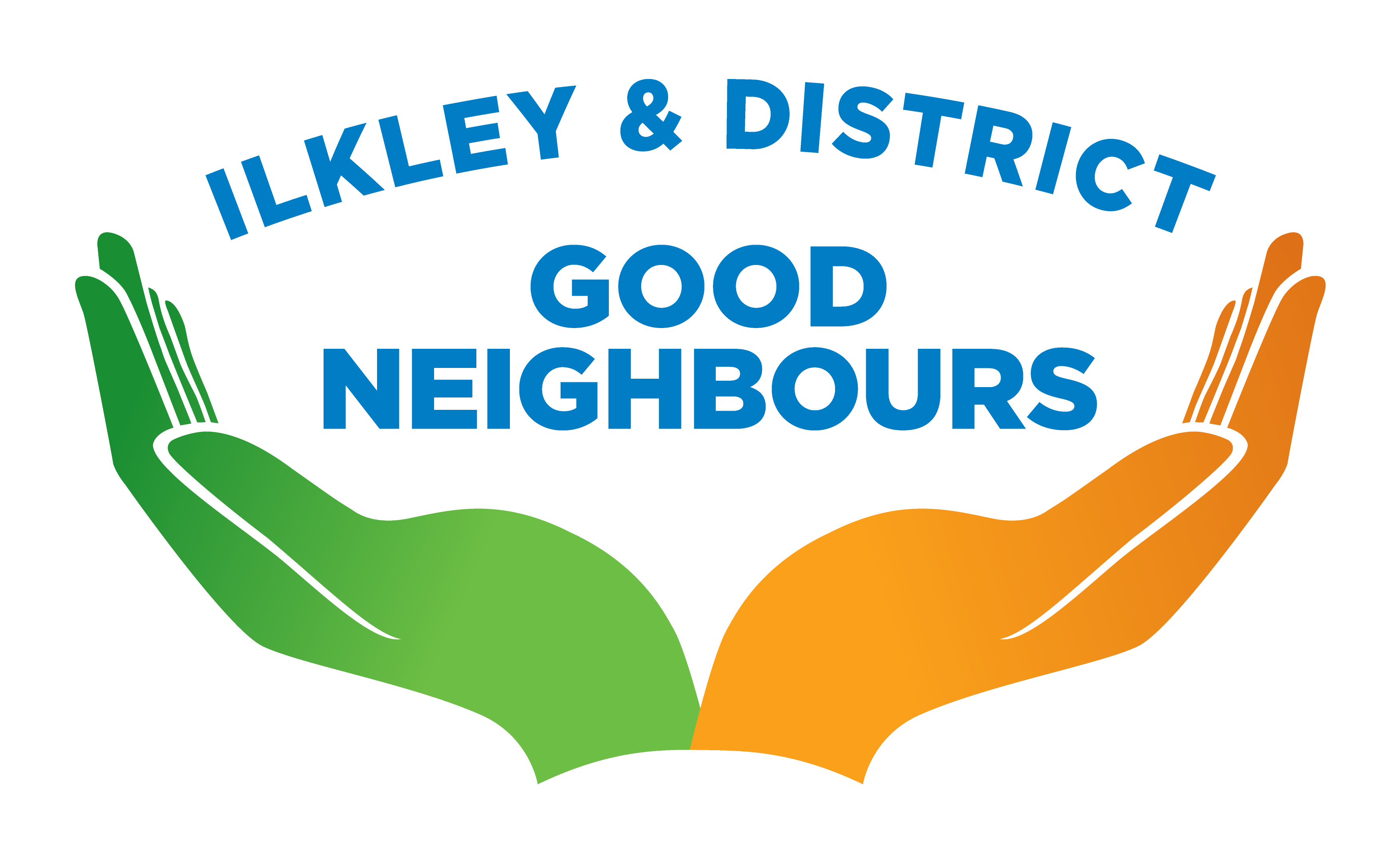 Neighbours ilkley district. Kindness clipart good neighbour