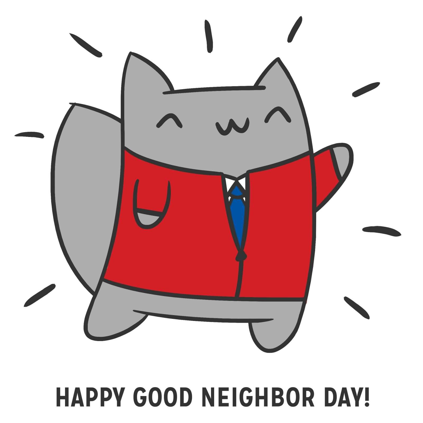 latest neighbor day. Kindness clipart good neighbour