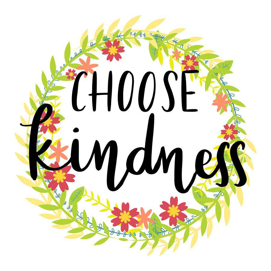Kindness clipart health week.  quotes to inspire