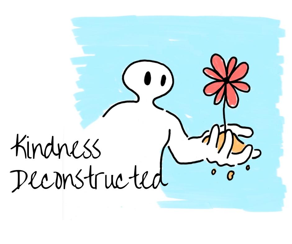 Deconstructed dzogchen ponlop rinpoche. Kindness clipart kind action