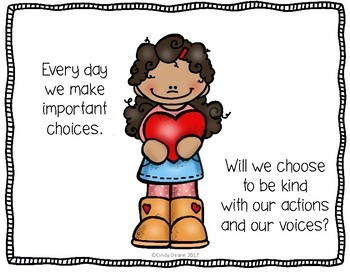 Kindness clipart kind action. Social skill stories kids