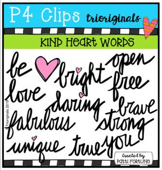 Bee kind bundle p. Kindness clipart kindness heart