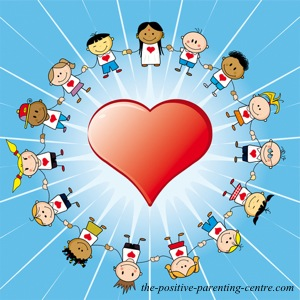 Kindness clipart kindness heart. Role modeling through positive