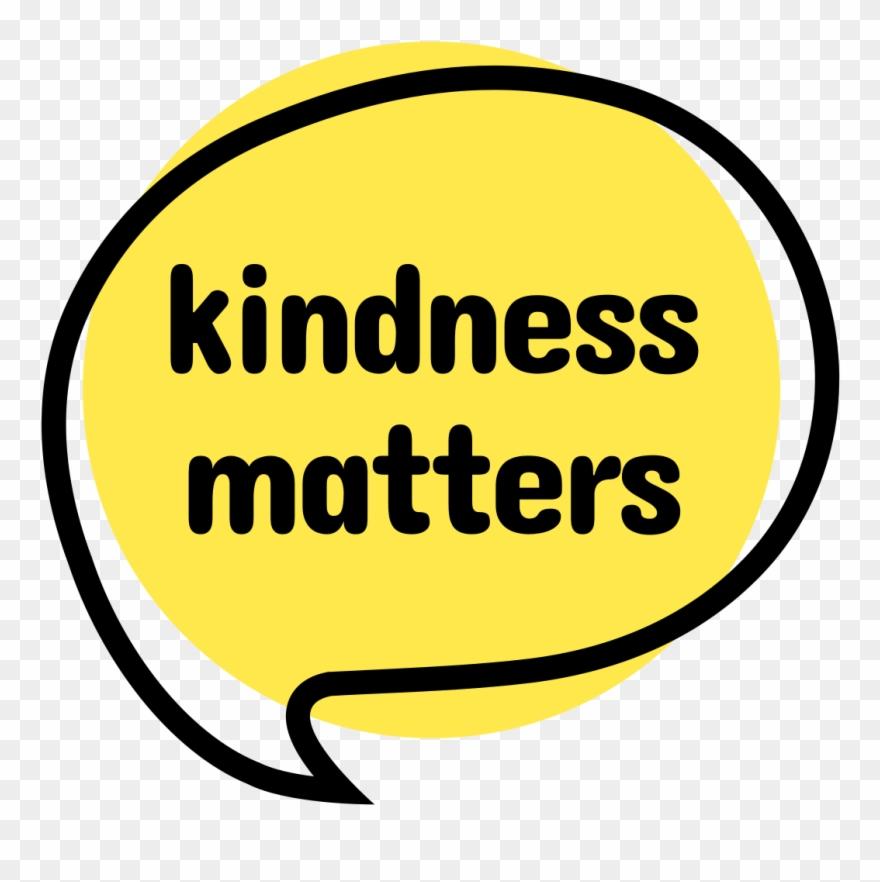 Kindness clipart kindness matters. Pinclipart