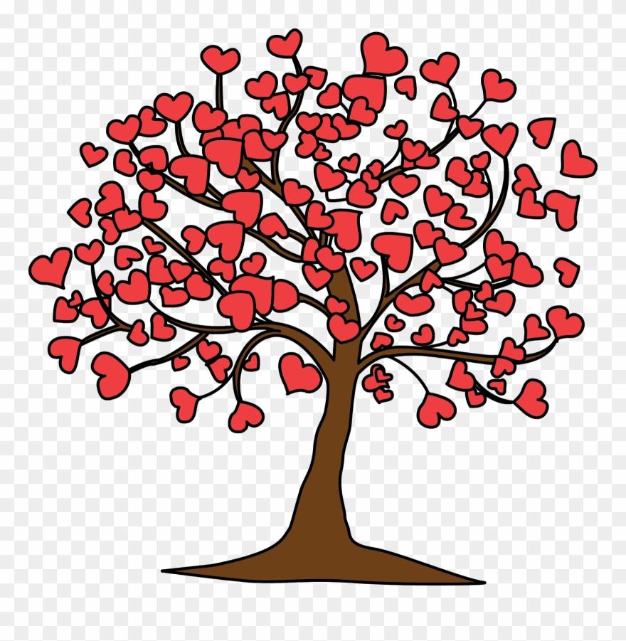 Kindness clipart kindness tree. Pinclipart
