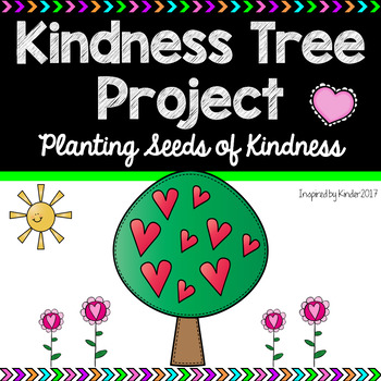 Project acts of bulletin. Kindness clipart kindness tree